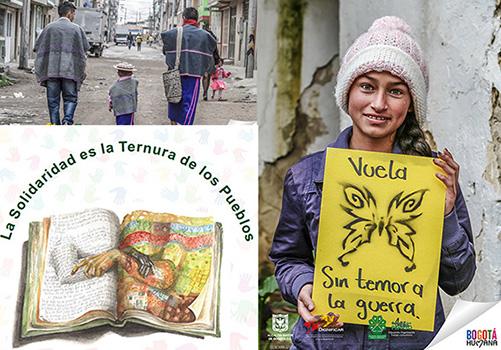 Convenio de Asociación 517 de 2.014, suscrito entre la Secretaría General de la Alcaldía Mayor de Bogotá y la Fundación Pepaso