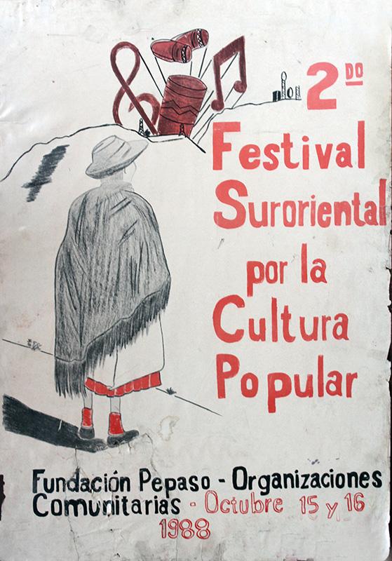 Afiche II Festival