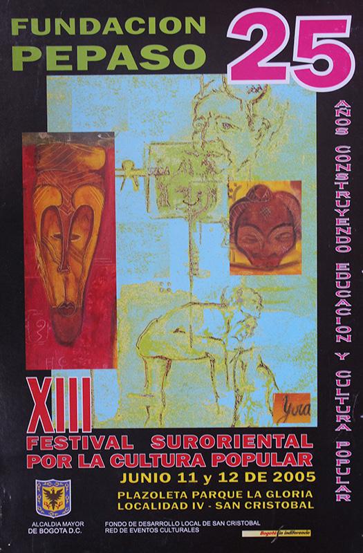 Afiche XIII Festival