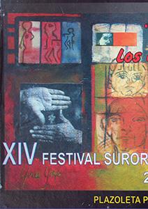 Afiche XIV Festival