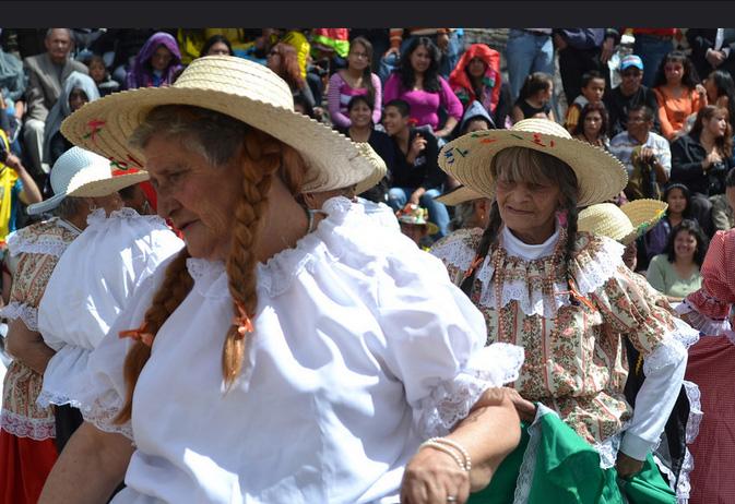 Festival Suroriental por la Cultura Popular de la Localidad de San Cristobal